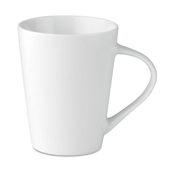 tasse conique en porcelaine 250 ml