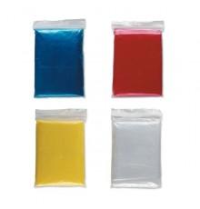 Poncho à Capuche en Plastique