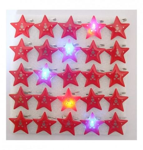 Badge led étoile