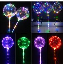 Ballon led lumineux meduse