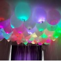 Led lumineuse pour ballon gonflable