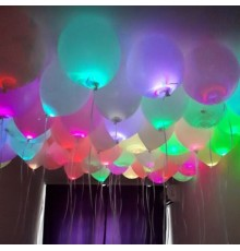Ballon Led Lumineux Gonflable