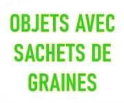 Sachets de graines éco