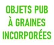 Objets publicitaires à graines incorporées éco