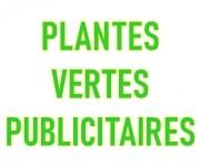 Plantes vertes personnalisables éco