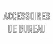 Accessoires de bureau personnalisables
