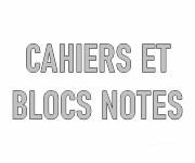 Cahiers, blocs-notes et mémos personnalisés
