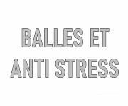 Balles et anti stress personnalisés
