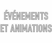 Événements, salons, foires et animations