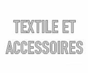 Textiles et Accessoires personnalisables