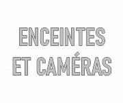 Enceintes et caméra publicitaires personnalisables