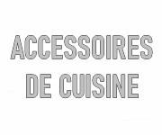 Accessoires de cuisine personnalisables