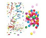 Confettis et Cotillons
