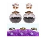 Divers bijoux en verre