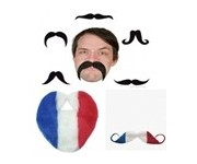 Fausses Moustaches et Barbes
