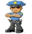 Policier et Pompier