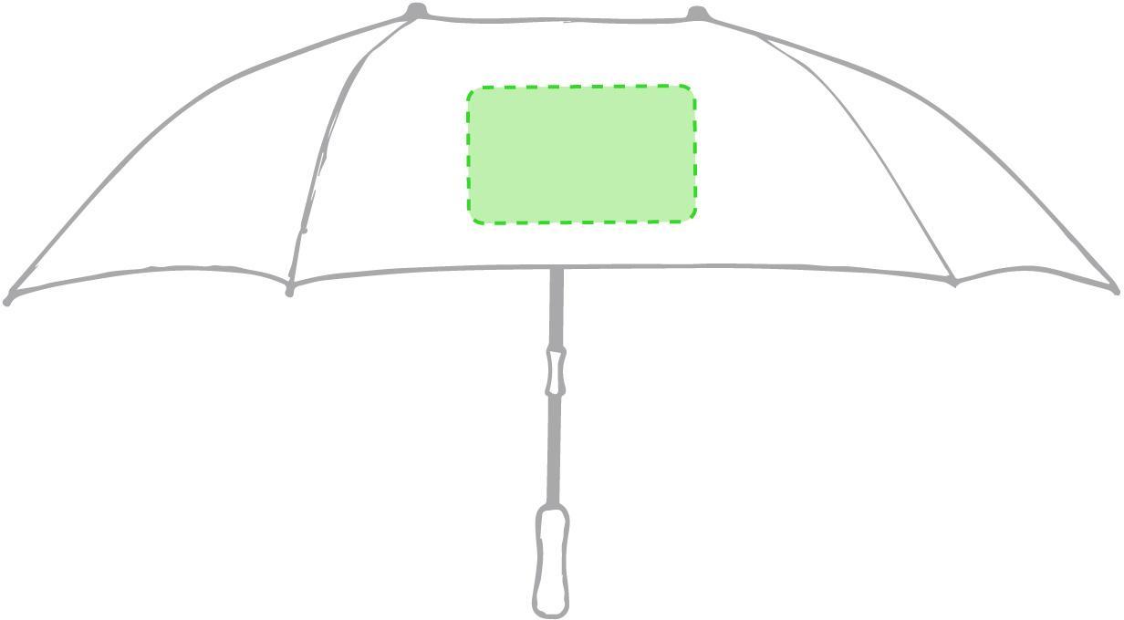 Marquage Parapluie siam