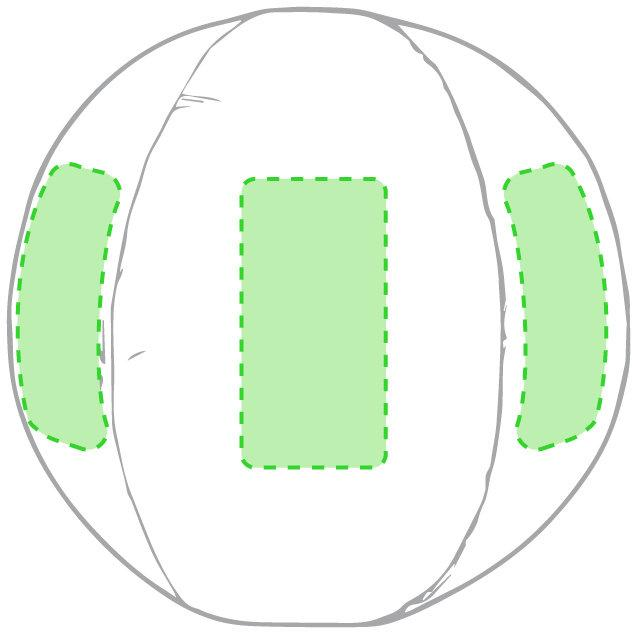Marquage Ballon nemon