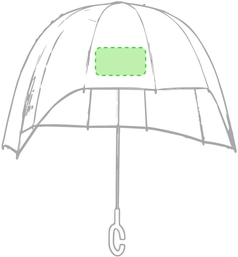 Marquage Parapluie babylon