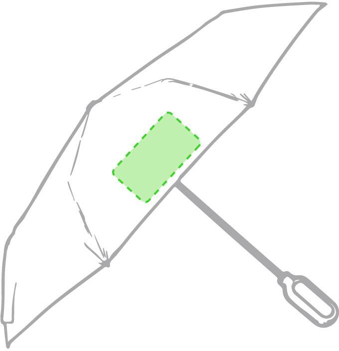 Marquage Parapluie brosmon
