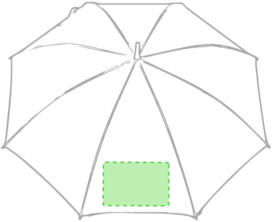 Marquage Parapluie panan xl