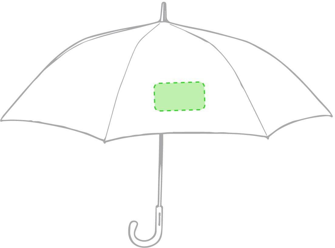 Marquage Parapluie campbell