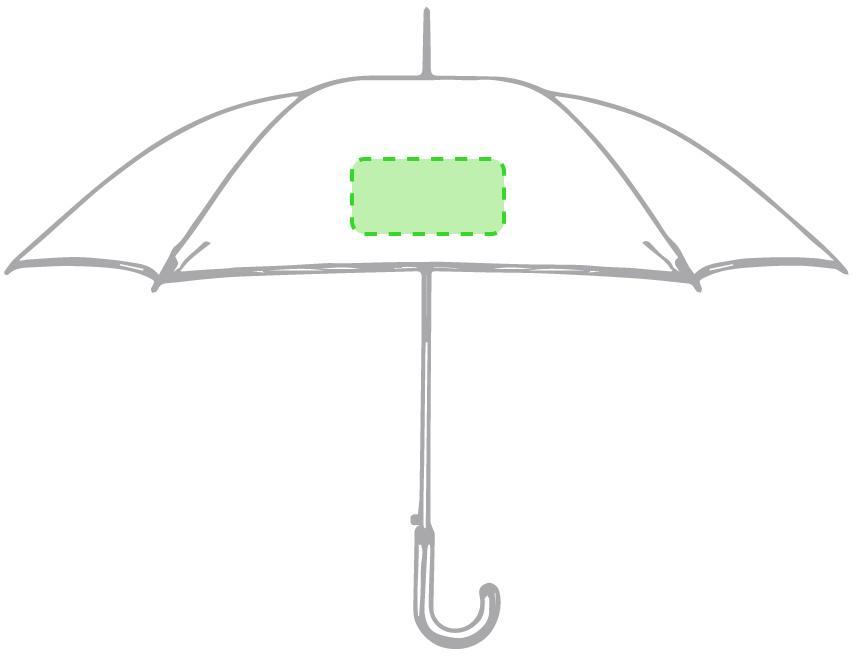 Marquage Parapluie royal