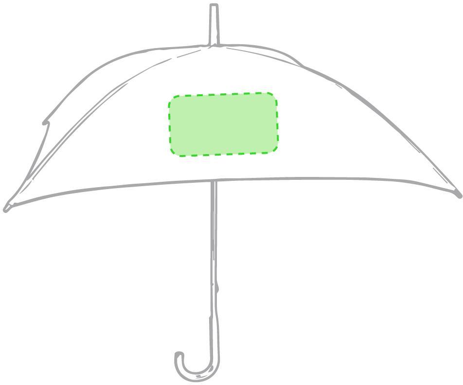Marquage Parapluie square